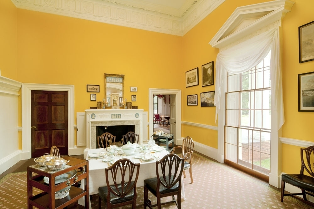monticello yellow
