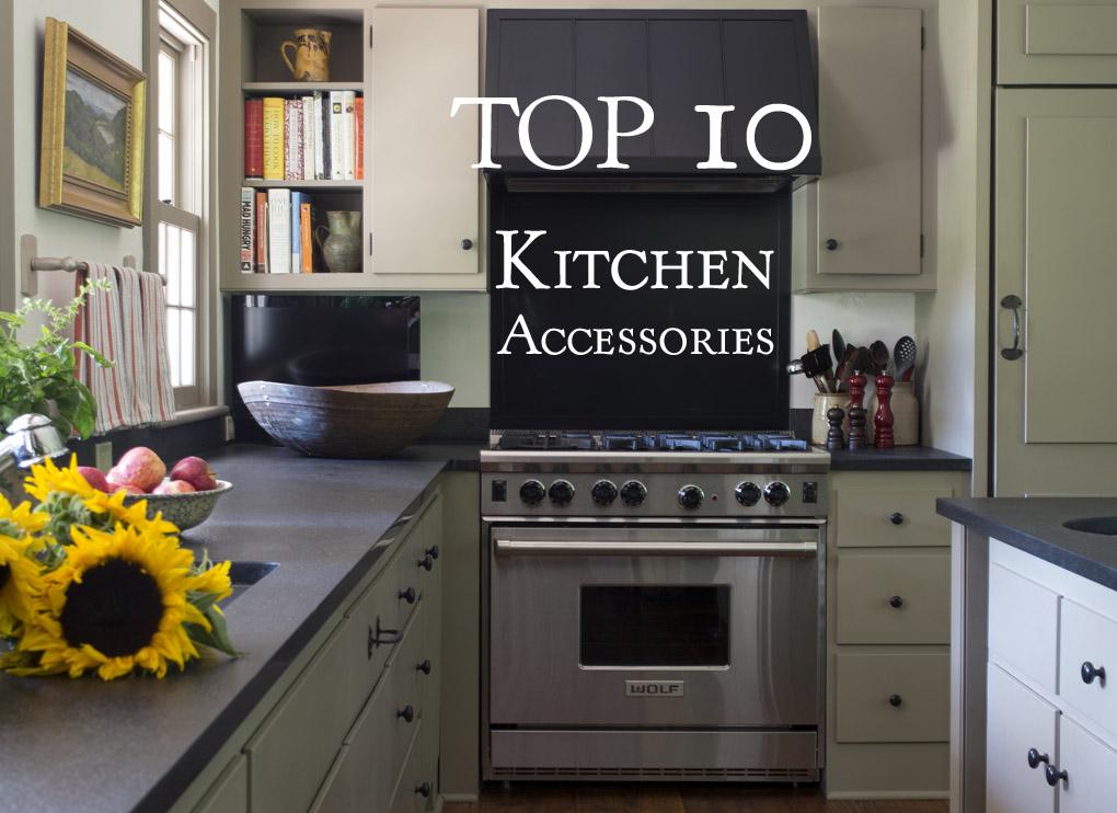 Top 10 kitchen accessories sarah blank design kitchen bath for Design kuchenaccessoires