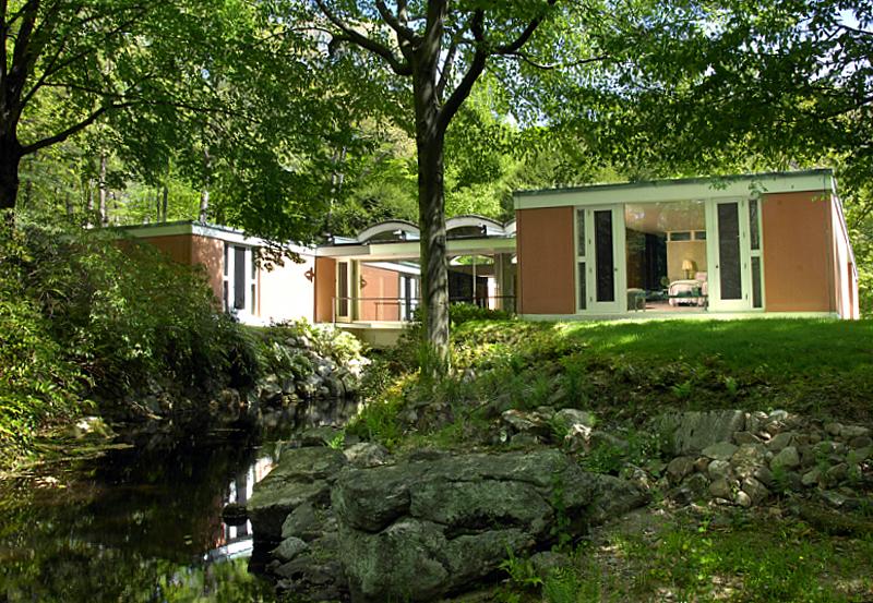 johansen bridge house